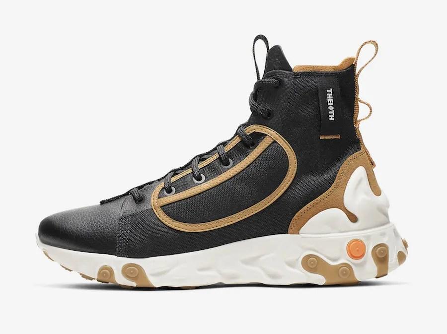 ナイキ リアクト イアンガ ウィート (Nike React Ianga Wheat)