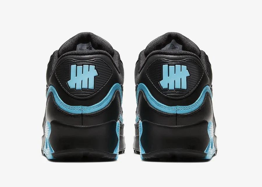 Nike x Undefeated Air Max 90 (ナイキ × アンディフィーテッド エア マックス 90)