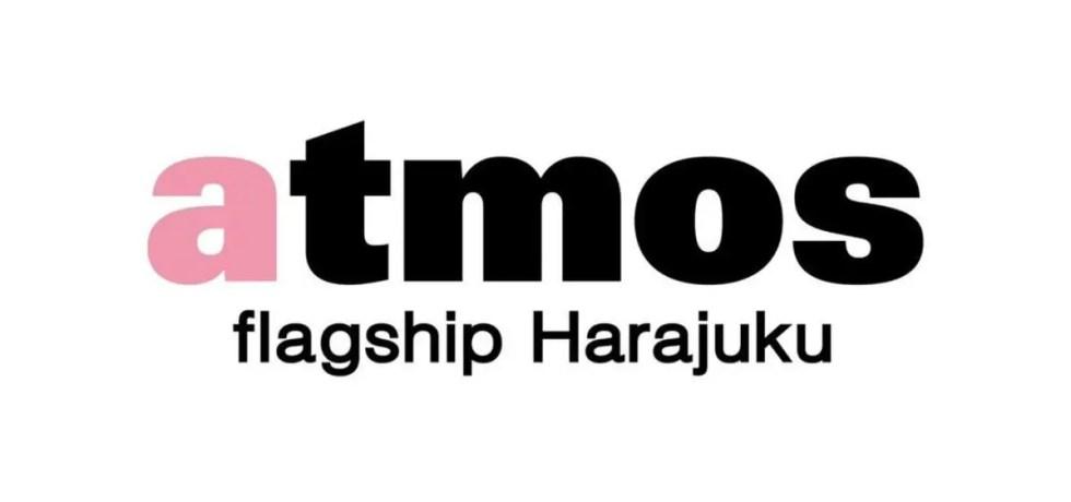 atmos pink flagship Harajuku アトモス ピンク フラッグシップ ストア 原宿 オープン