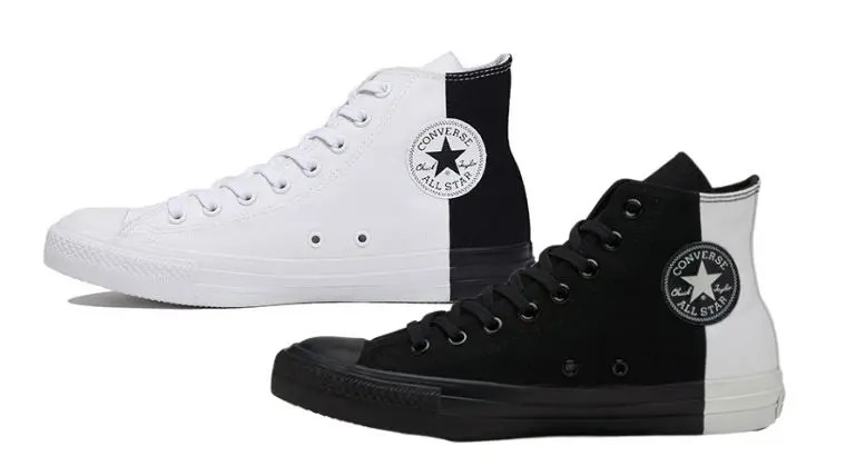 ALL STAR 100 MONOPANEL HI Black-White-01