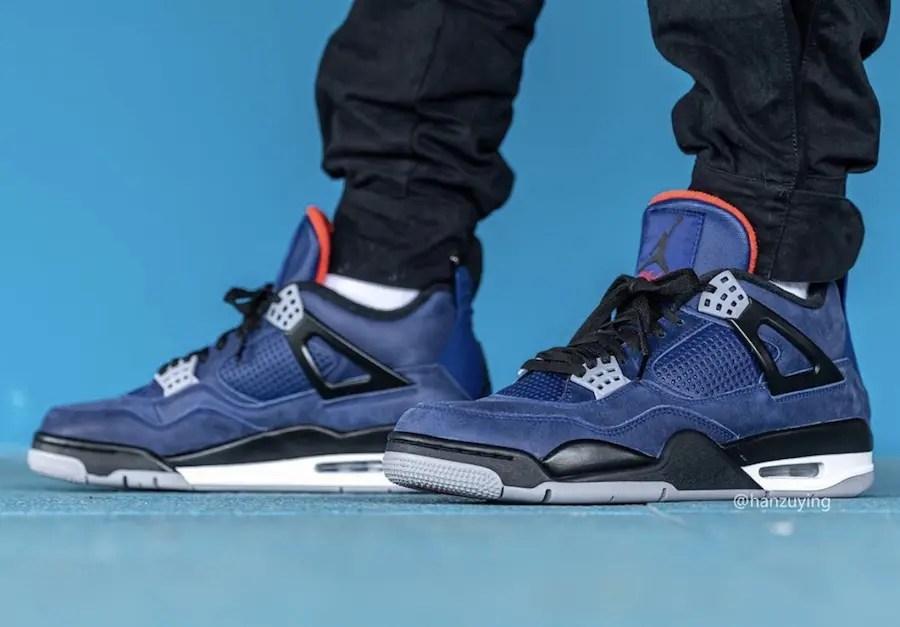 "Nike Air Jordan 4 WNTR ""Loyal Blue"" (ナイキ エア ジョーダン 4 WNTR ""ロイヤル ブルー"")"