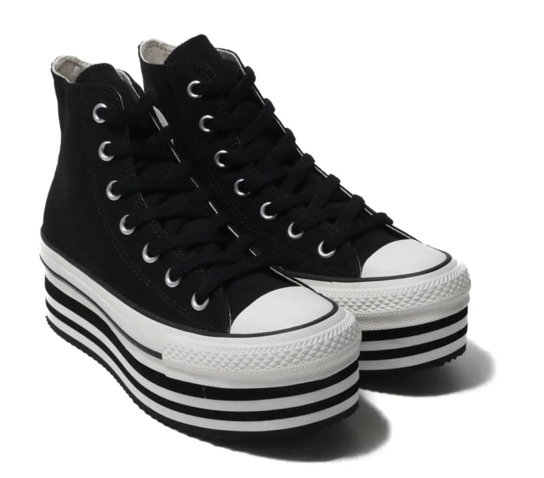 Converse ALL STAR CHUNKYLINE Hi (コンバース オールスター チャンキーライン ハイ)