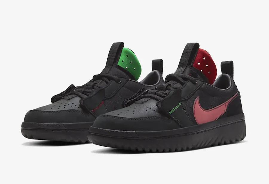 "Ghetto Gastro x Nike Air Jordan 1 Low ""Fearless"" ゲット― ガストロ × ナイキ エア ジョーダン 1 ロー ""フィアレス"""