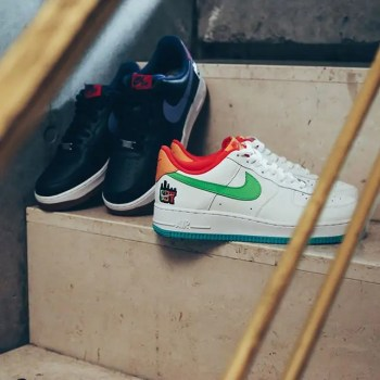 """Nike Air Force 1 '07 LE """"SBY"""" Collection-01"""