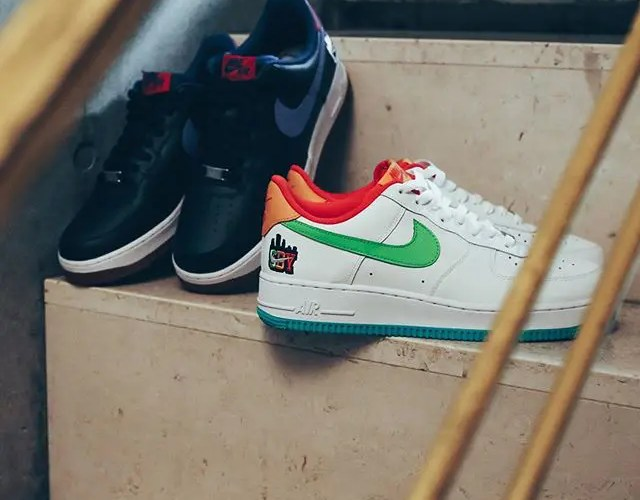 "Nike Air Force 1 '07 LE ""SBY"" Collection-01"