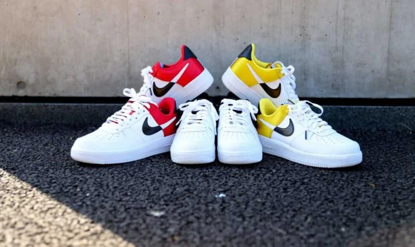 Nike Air Force 1 07 NBA Pack-01