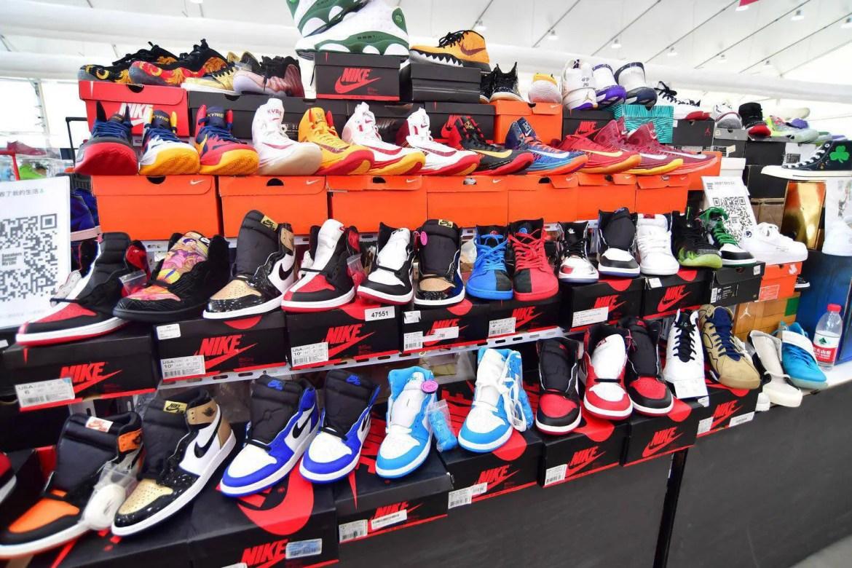 スニーカーコン 上海 (Sneaker Con Shanghai)