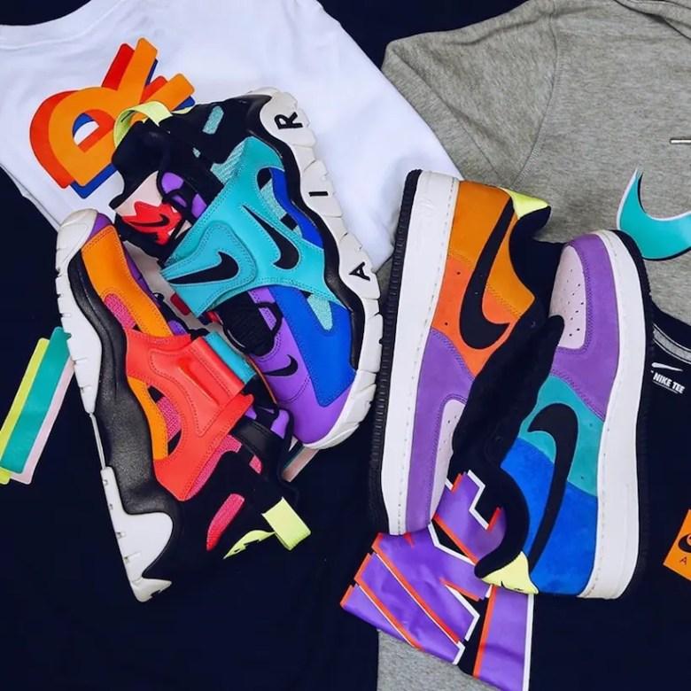 """atmos x Nike """"POP THE STREET"""" (アトモス × ナイキ """"ポップ ザ ストリート"""")"""