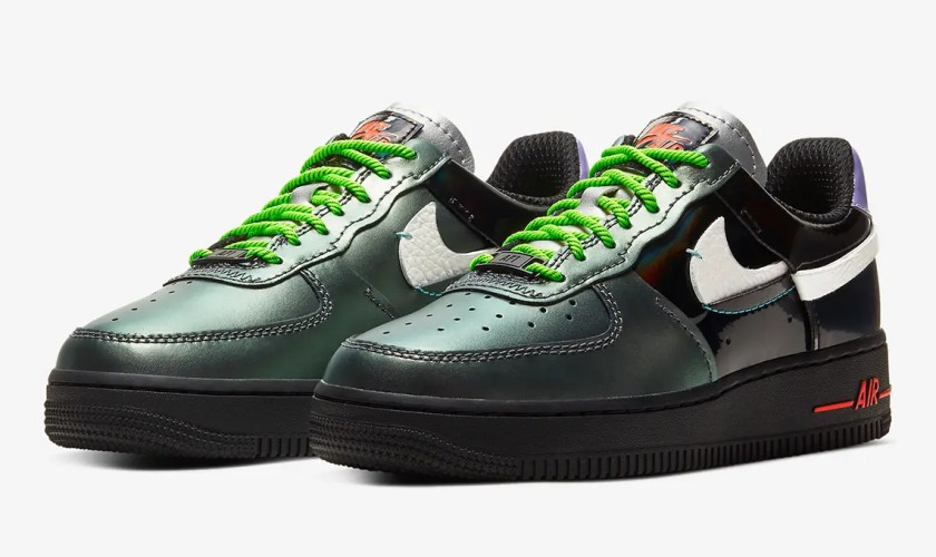"Nike Air Force 1 '07 LE ""Vandalized"" (ナイキ エア フォース 1 '07 LE ""ヴァンダライズド"")"