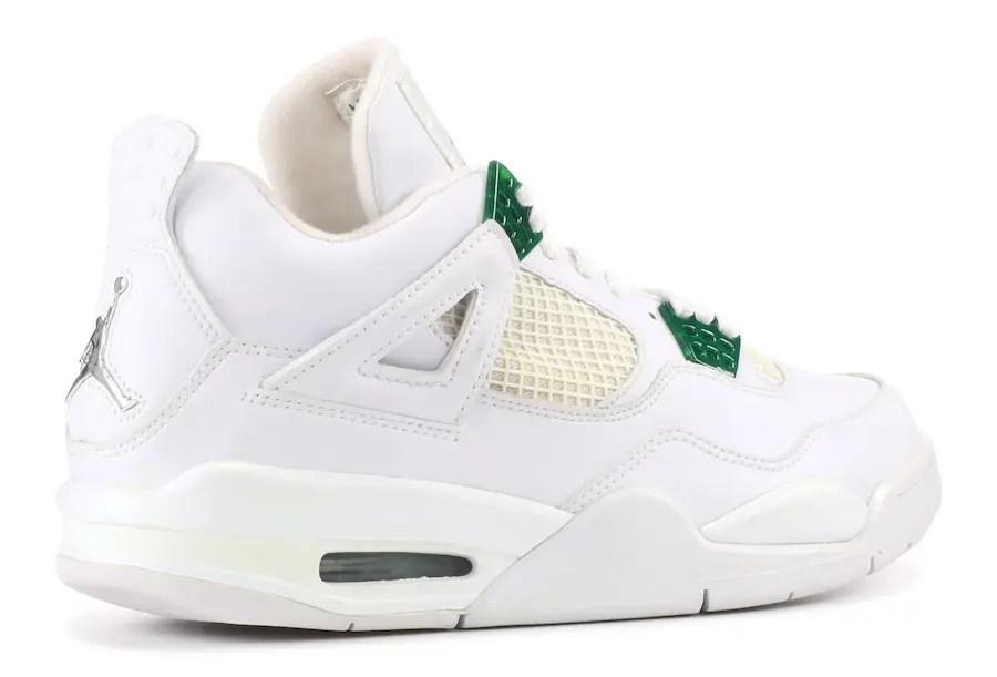 "Nike Air Jordan 4 ""Pine Green"" (ナイキ エア ジョーダン 4 ""パイン グリーン"")"
