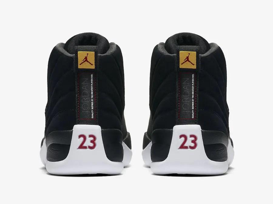 """Nike Air Jordan 12 """"Reverse Taxi"""" (ナイキ エア ジョーダン 12 """"リバース タクシー"""")"""