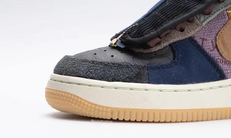 トラヴィス・スコット × ナイキ エア フォース 1 ロー(Travis Scott x Nike Air Force 1 Low)