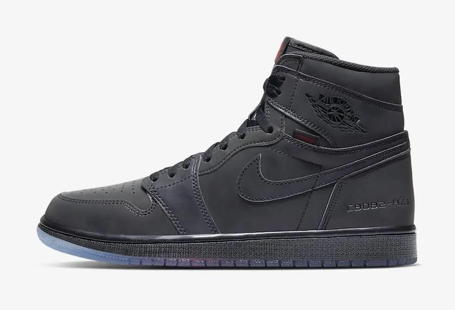 """Nike Air Jordan 1 High Zoom """"Fearless"""" (ナイキ エア ジョーダン 1 ハイ ズーム """"フィアレス"""")"""