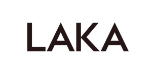 LAKA Korean Cosmetic Brand Logo