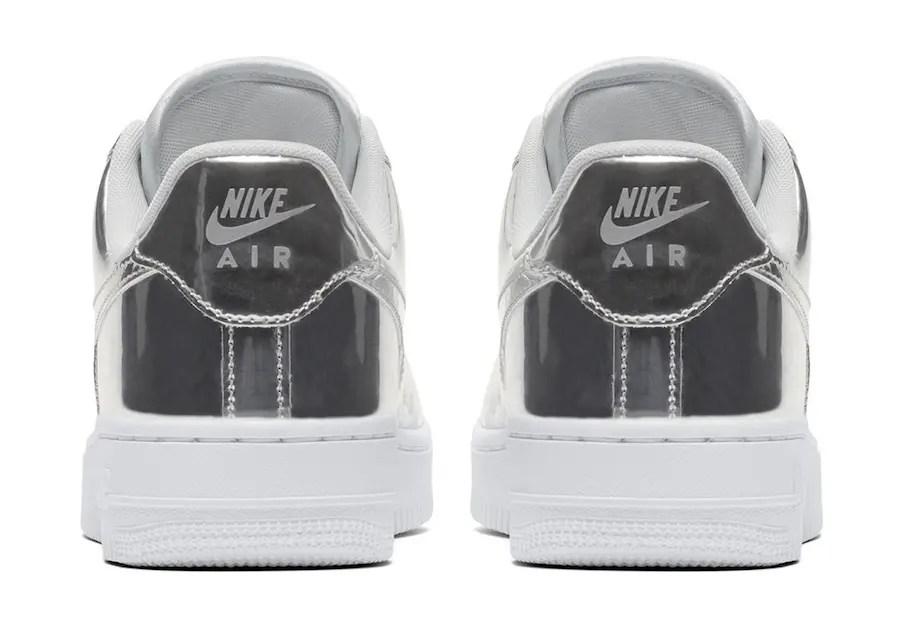 Nike Air Force 1 Liquid Metallic (ナイキ エアフォース1 リキッド メタリック) CQ6566-001, CQ6566-700, CQ6566-900