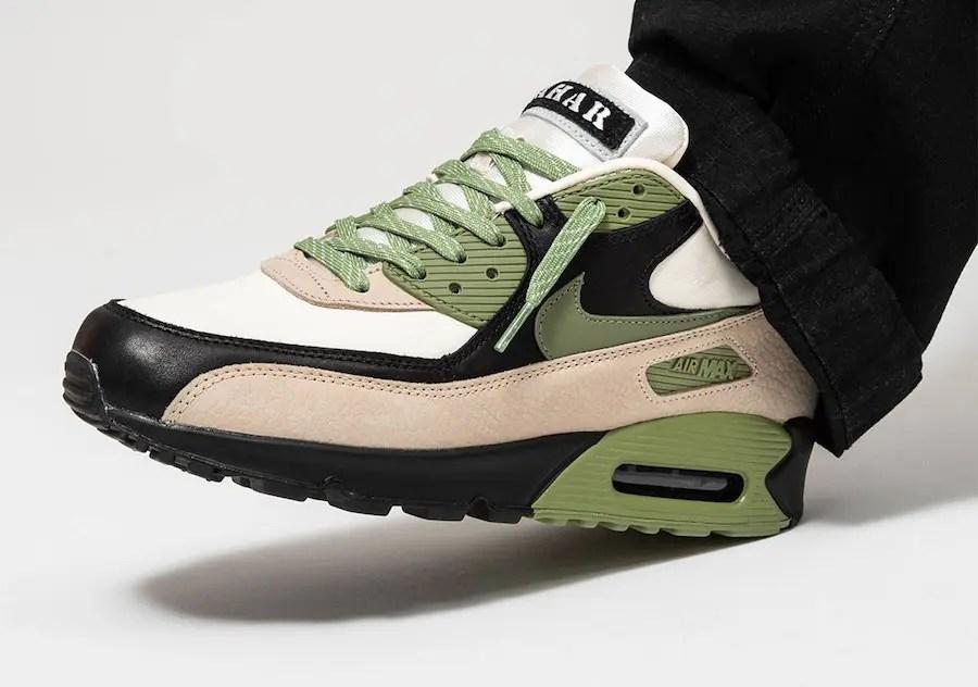 "Nike Air Max 90 ""Lahar Escape"" (ナイキ エア マックス 90 ""ラハール エスケープ"") CI5646-100, CI5646-200"