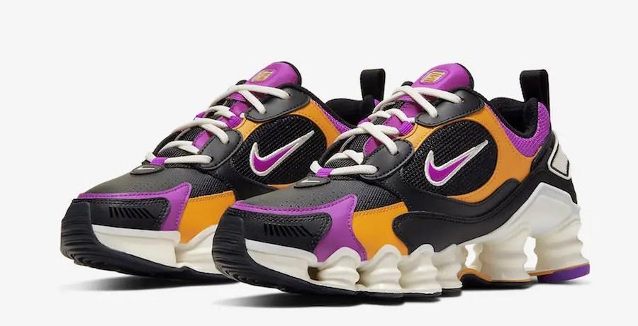 Nike WMNS Shox TL NOVA (ナイキ ウィメンズ ショックス TL ノヴァ) AT8046-001, AT8046-002
