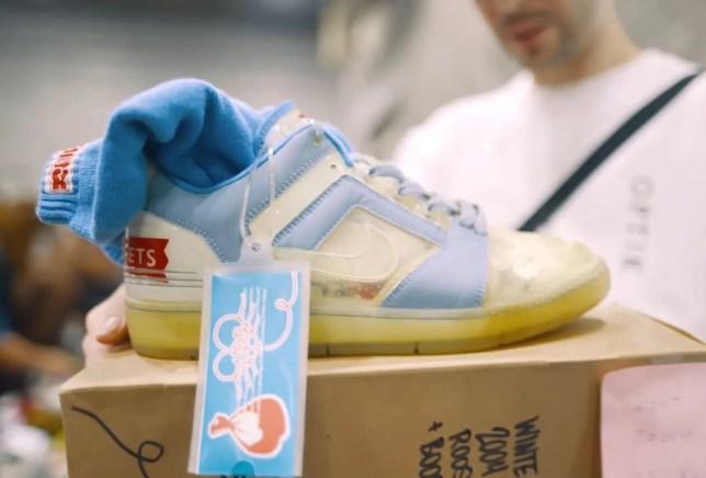 Sneaker Con Osaka Japan Official 2019 スニーカーコン 大阪 日本 2019年 レア スニーカー