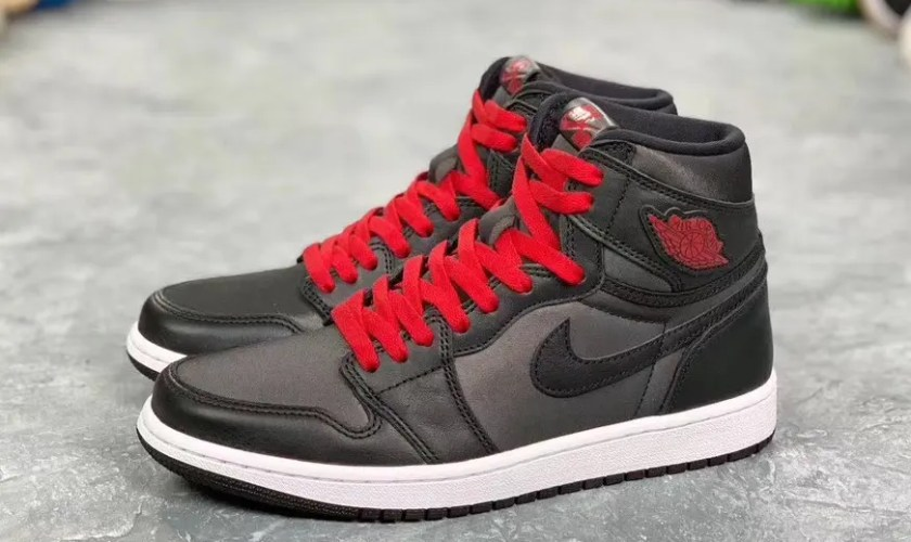 Air-Jordan-1-Black-Satin-Gym-Red-555088-060-01
