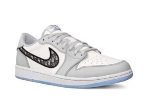 Dior × Nike Air Jordan 1 High & Low (ディオール × ナイキ エア ジョーダン 1 ハイ & ロー)
