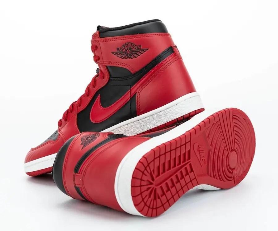 "Nike Air Jordan 1 High 85 ""New Beginnings"" (ナイキ エア ジョーダン 1 ハイ 85 ""ニュー ビギニングス"") BQ4422-600"