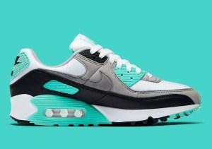"Nike Air Max 90 ""Turquoise"" (ナイキ エア マックス 90 ""ターコイズ"") CD0490-104"