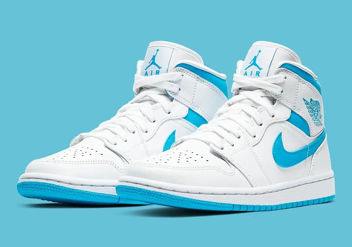 Nike WMNS Air Jordan 1 UNC (ナイキ ウィメンズ エア ジョーダン 1 UNC) BQ6472-114