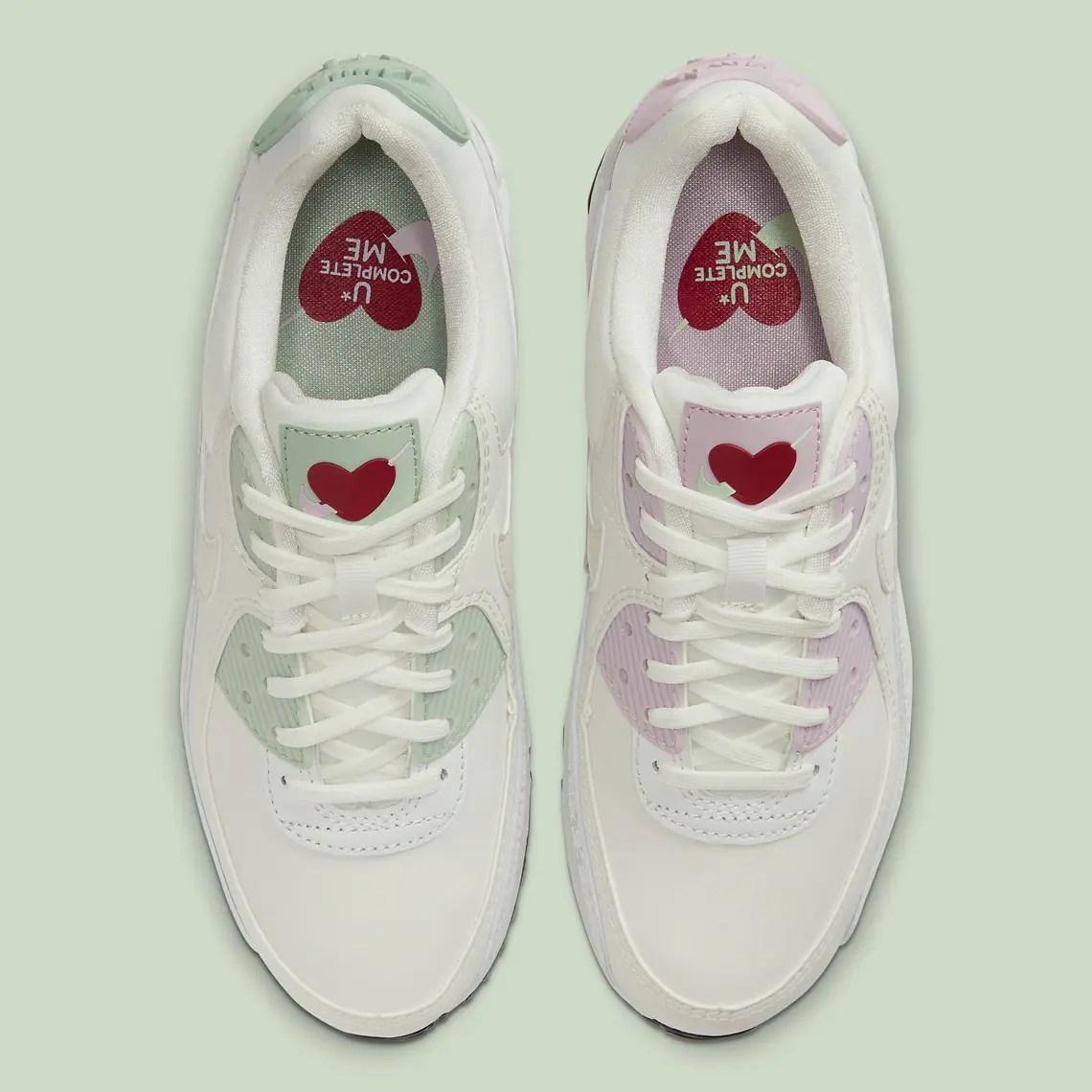 "Nike WMNS Air Max 90 ""Valentine Day"" (ナイキ ウィメンズ エア マックス 90 ""バレンタインデー"") CI7395-100"