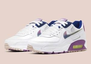 """Nike Air Max 90 """"Easter"""" (ナイキ エア マックス 90 """"イースター"""") CT3623-100"""