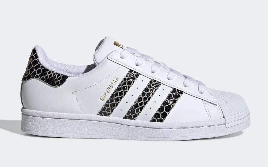 "adidas Superstar ""Snakeskin Pack"" (アディダス スーパースター ""スネークスキン パック"") FV3290, FV3294, FV3327"