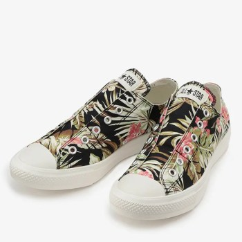 Converse ALL STAR LIGHT ALOHASHIRTS SLIP OX-02
