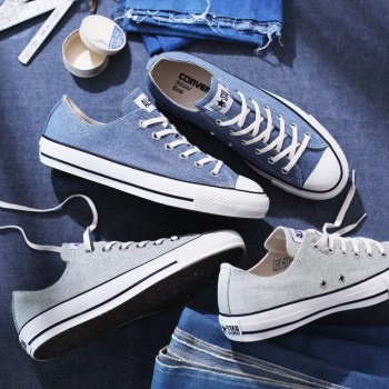 Converse All Star The New Denim Project OX-01