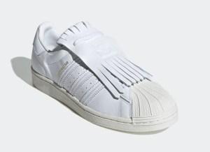 adidas Superstar FRINGE WMNS (アディダス スーパースター フリンジ ウィメンズ) FV3421