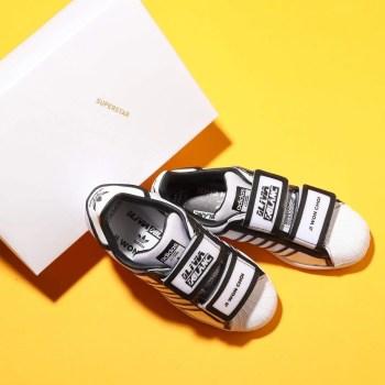 adidas Superstar WMNS OLIVIA LBLANC × JI WON CHOI-01