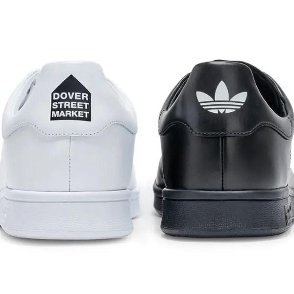 4月9日発売【DOVER STREET MARKET × adidas Originals Stan Smith】ドーバー ストリート マーケット × アディダス オリジナルス スタンスミス