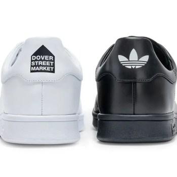 DOVER STREET MARKET adidas Stan Smith-01