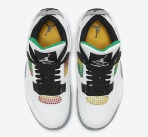 """Nike Air Jordan 4 """"Do The Right Thing"""" (ナイキ エア ジョーダン 4 """"ドゥ・ザ・ライト・シング"""") AQ9129-100"""