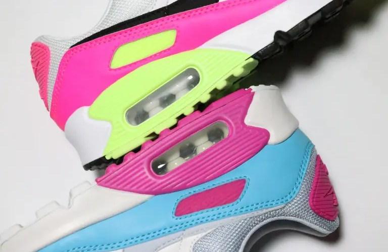 Nike Air Max 90 Vivid Pink Watermelon WMNS-01