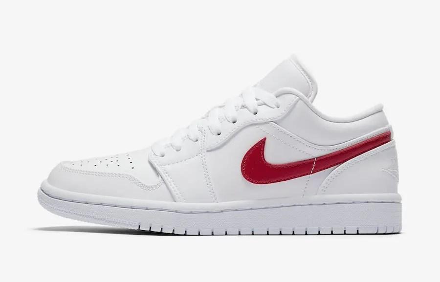 "Nike WMNS Air Jordan 1 ""University Red"" (ナイキ ウィメンズ エア ジョーダン 1 ""ユニバーシティ レッド"") AO9944-161"