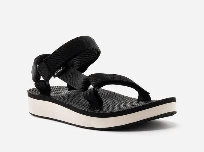 Teva Womens Sandal MIDFORM UNIVERSAL テバ ウィメンズ サンダル プラットフォーム ユニバーサル