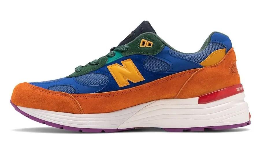 New Balance 992 ニューバランス 992 2020 リリース Sneaker スニーカー