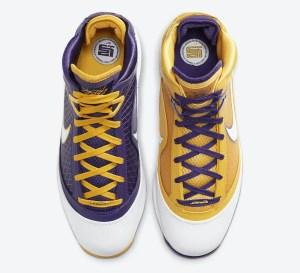 "Nike Lebron 7 ""Lakers (Media Day)"" (ナイキ レブロン 7 ""レイカーズ (メディア デイ)"") DA3203-500, CW2300-500, DA3202-500"
