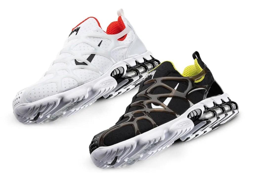 Stussy × Nike Air Zoom Spiridon KK (ステューシー × ナイキ エア ズーム スピリドン KK) CJ9918-100, CJ9918-001