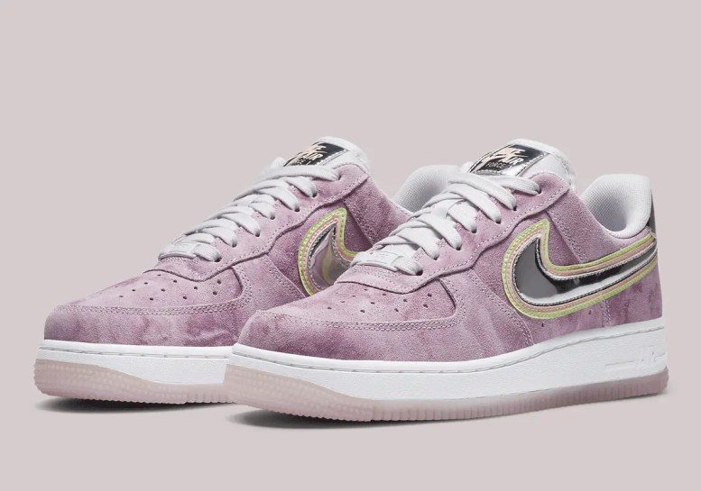 Nike Air Force 1 Low P(HER)SPECTIVE (ナイキ エア フォース 1 ロー パースペクティブ) CW6013-500