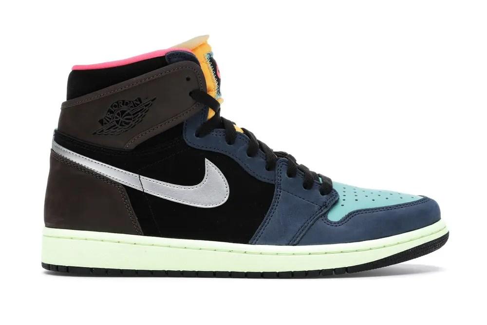 ナイキエアジョーダン1 バイオハック GS(Nike Air Jordan 1 High Retro Tokyo_bio_hack_ 555088-201)
