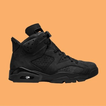 "Nike WMNS Air Jordan 6 ""Triple Black""_DB9818-001_2"