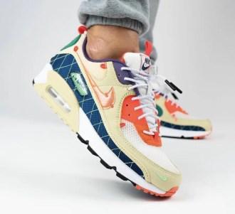 "Nike Air Max 90 ""TRAIL VIBES"" (ナイキ エア マックス 90 ""トレイル バイブス"") CZ9078-784"