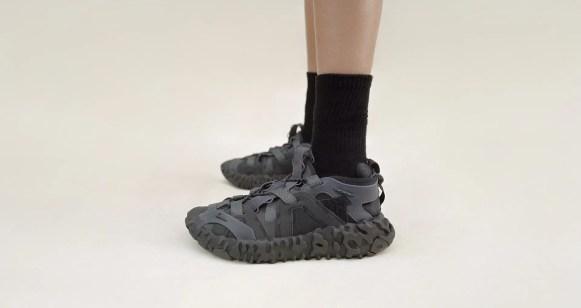 Nike ISPA OverReact Sandal (ナイキ ISPA オーバーリアクト サンダル) CQ2230-001, CQ2230-700