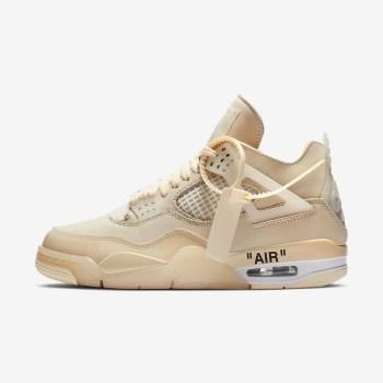 Off-White_Nike_Air Jordan 4_WMNS_2020