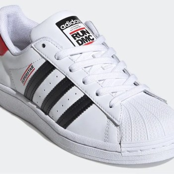 Run DMC × adidas Originals Superstar FX7616-01